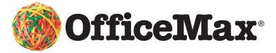 OfficeMax Logo Font