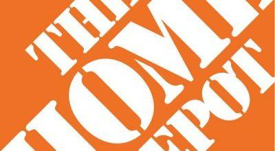 The Home Depot Logo Font
