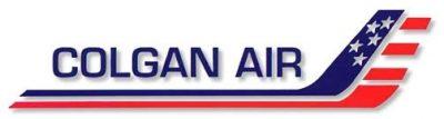 Colgan Air Logo Font