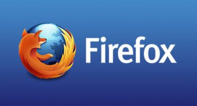 Firefox Logo Font