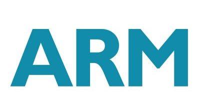 ARM Logo Font