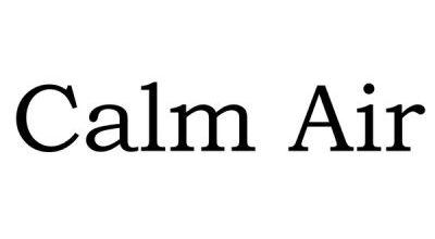 Calm Air Logo Font