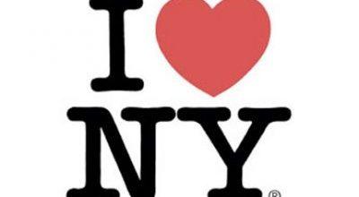I Love New York Logo Font
