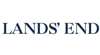Lands End Logo Font