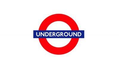 London Underground Logo Font
