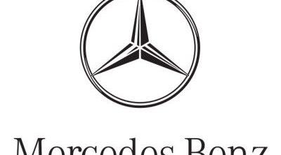 Mercedes-Benz Logo Font