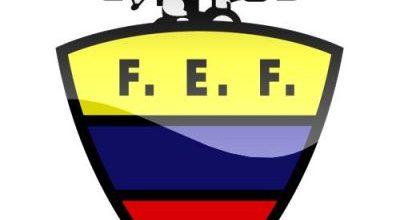 Ecuadorian Football Federation Logo Font