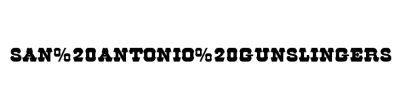 OPTIRodeo font