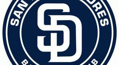 San Diego Padres Logo Font