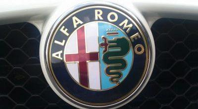 Alfa Romeo Logo Font