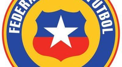 Chilean Football Federation Logo Font