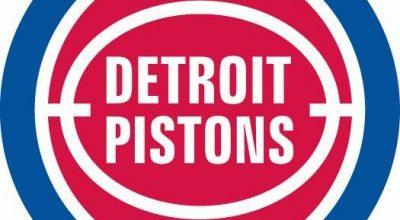 Detroit Pistons (1979) Logo Font