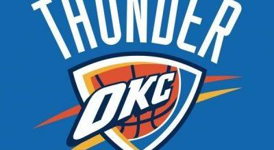 Oklahoma City Thunder Logo Font