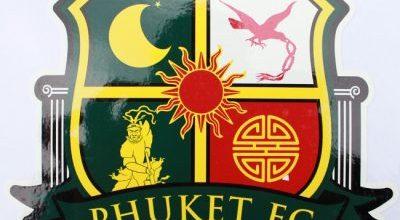 Phuket F.C. Logo Font