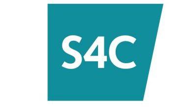 S4C Logo Font
