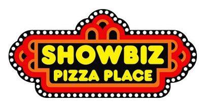 ShowBiz Pizza Place Logo Font