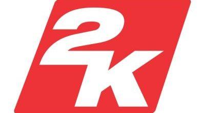 2k Games Logo Font