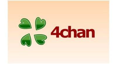 4chan Logo Font