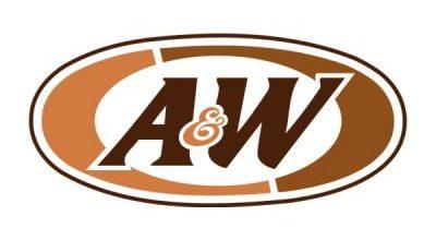 A&W Restaurants Logo Font