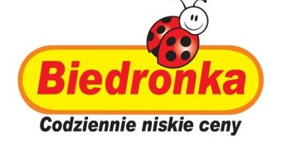 Biedronka Logo Font