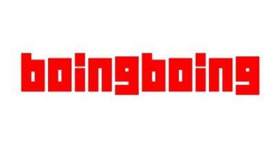 Boing Boing Logo Font