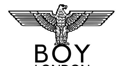Boy London Logo Font