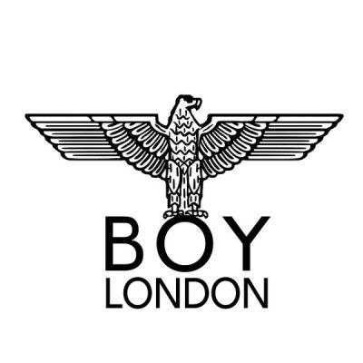 Boy London font