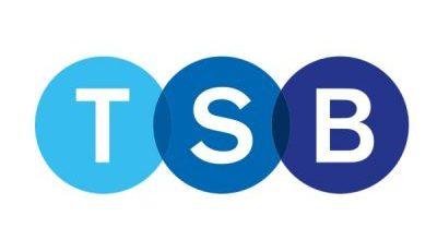 TSB Banking Group Logo Font