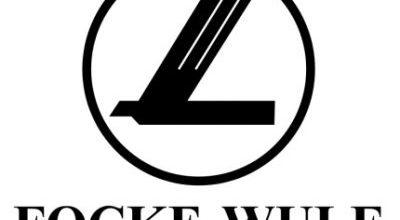 Focke-Wulf Logo Font