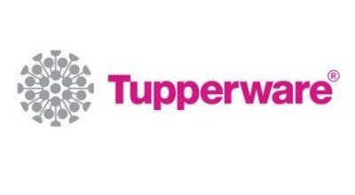 Tupperware Logo Font