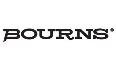 Bourns Logo Font