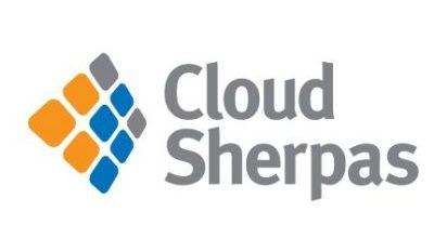 Cloud Sherpas Logo Font