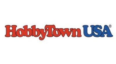 HobbyTown USA Logo Font
