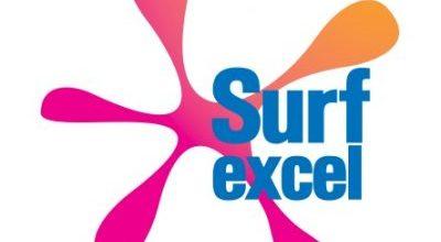 Surf excel Logo Font