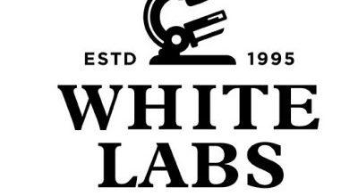 White Labs Logo Font