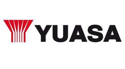 Yuasa Batteries Logo Font