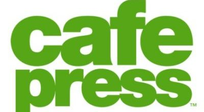 CafePress Logo Font