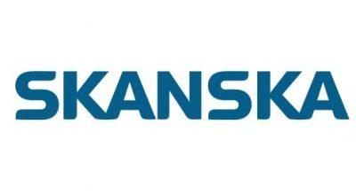 Skanska Logo Font