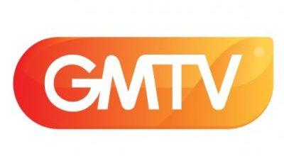 GMTV Logo Font