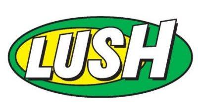 Lush Logo Font