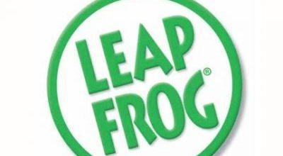 LeapFrog (2005) Logo Font