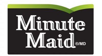Minute Maid Logo Font