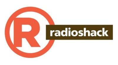 RadioShack (2013) Logo Font
