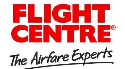 Flight Centre Logo Font