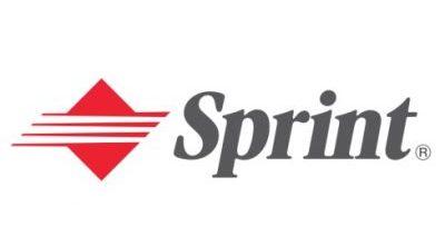Sprint (1987) Logo Font