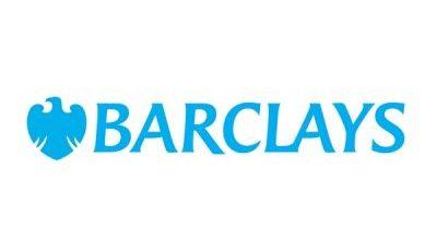 Barclays Logo Font
