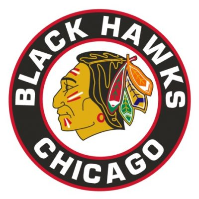 Chicago Blackhawks (1955) logo