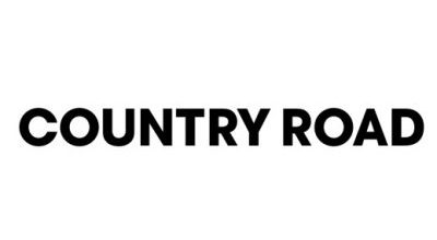 Country Road Logo Font