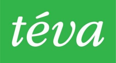 Teva Logo Font